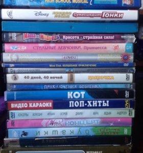 Фильмы и мультфильмы