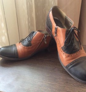 Туфли женские, натуральная кожа, 39 р-р