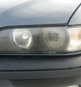 Фара, птф, фонарь на БМВ е39 кузов