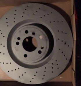 Тормозной диск Zimmermann