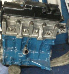 Двигатель на ваз 08
