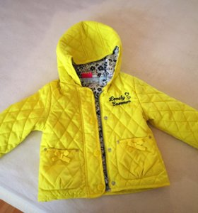 Куртка yo baby, р.80