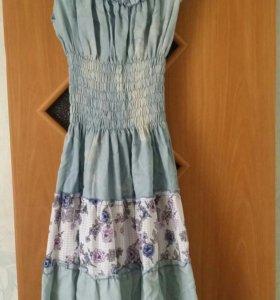 Новое женское платье р-р 50-52