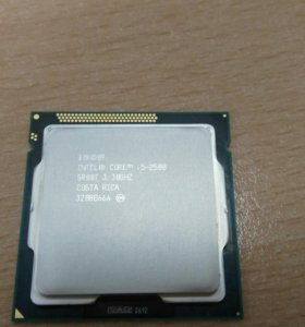Intel i5-2500 (S1155) 3.3 Ghz/6mb