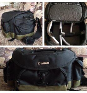 Фото сумка Canon Deluxe Gadget Bag 10EG