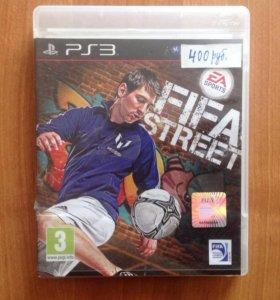 FIFA street ( PS 3 )