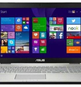 Ноутбук игровой N751JX-T7113H