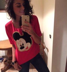 Блуза с Mickey