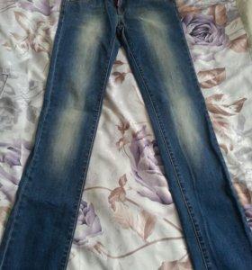 джинсы жен