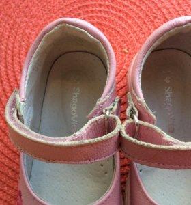 Туфельки для девочки,р.22
