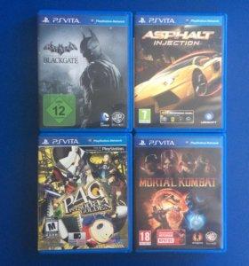 Игры для PlayStation 4/ PlayStation vita