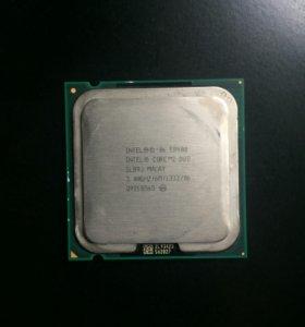 Intel Core 2 duo 3.00ghz