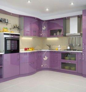 Кухонный гарнитур арт.117 эмаль
