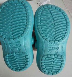 Новые crocs C 5 (21)