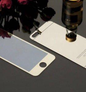 Бронь стекло на айфон 5-5s