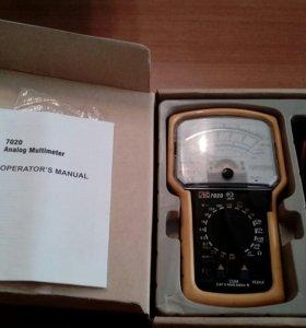 Мультиметр mastech 7020
