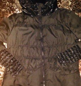 Куртка весна-осень, размер 44-46