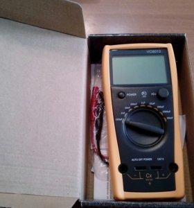 Мультиметр Digital multimeter VC6013