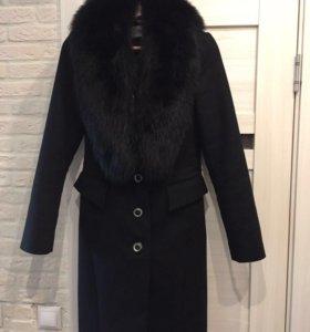 Зимнее пальто, р 42 (xs)