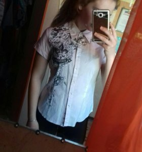 Рубашка/джинсы
