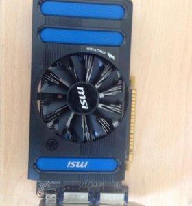 MSI N 650-1GD5/OC