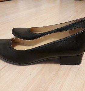 Туфли женские новые ленвест размер 38