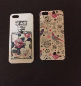 Чехлы на Айфон 5-5c-4s