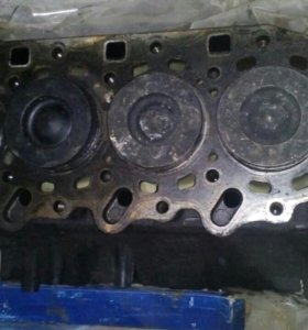 Блок двигателя с поршневой группой Kia Sorento 2.5