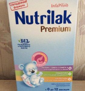 Молочная смесь Нутрилак Премиум