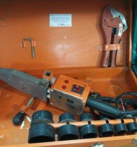 Паяльник для пт труб Fora pro fw1600