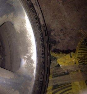 Диски, колёса BMW E38 r17