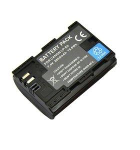 Аккумулятор LP-E6 для 5D mark ll, lll, 6D,7D,60D