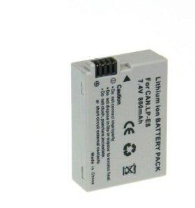 Аккумулятор LP-E8 для canon 550D,600D,650D,700D