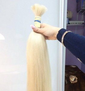 Срез волос славянка
