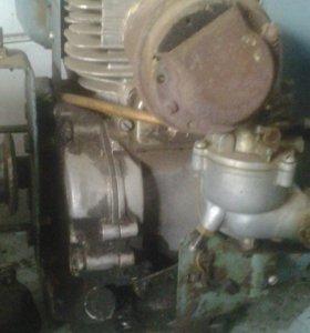 Двигатель мб