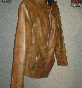 Продам женскую куртку размер ХХL летний вариант