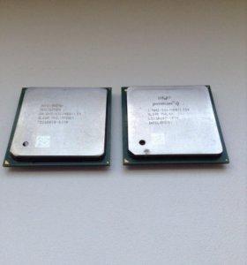 2 процессора Intel pentium 4 на 478 сокете