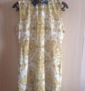 Платье D&G.Шёлк.