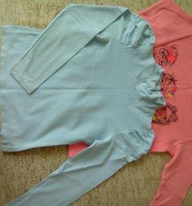Одежда на девочку 104-116 рост
