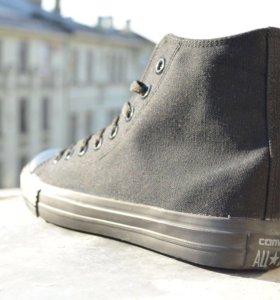 Обувь Конверс Олл Стар High Top Black Nice