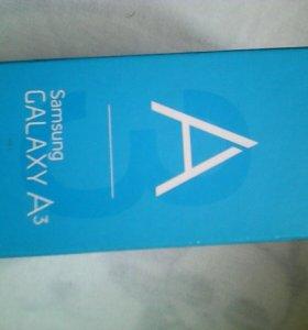 Телефон смартфон Самсунг А3