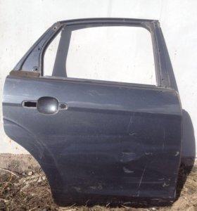 Форд фокус 2 задняя дверь