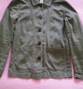 Пиджак, рубашка H&M