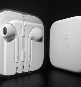 Наушники от iPhone 6s original