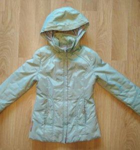 Куртка на весну 134 р-р
