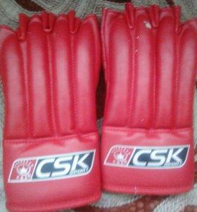 """Снарядные перчатки """"CSK sport"""""""