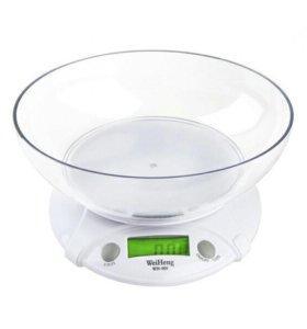 Весы кухонные электронные 7000 г/1 г