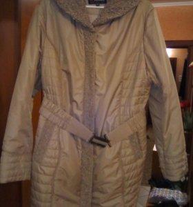 Куртка весна-осень размер 54-56