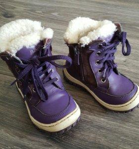 Зимние ботинки 23