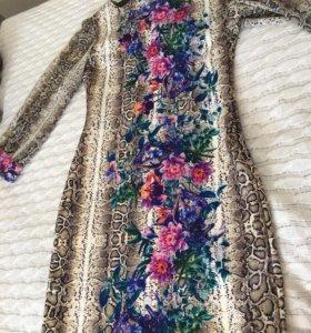 Платье весна новое